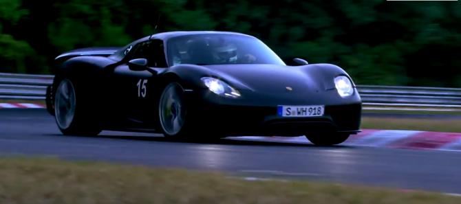 Porsche & Michelin - Fanaticar