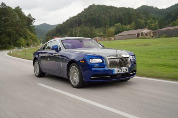 Rolls Royce Wraith - Fanaticar