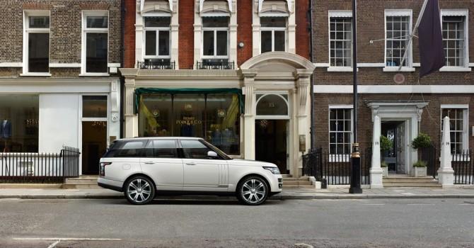 Range Rover Long Wheel Base - Fanaticar