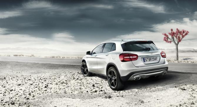 "Mercedes-Benz GLA ""Edition1"" - Fanaticar"
