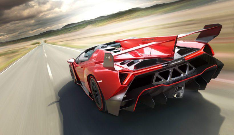 Lamborghini Veneno Roadster - Fanaticar