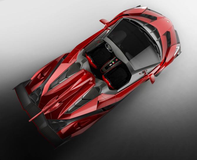 Veneno Roadster Top-670x546 in Lamborghini Veneno Roadster - Brachialer Schönling