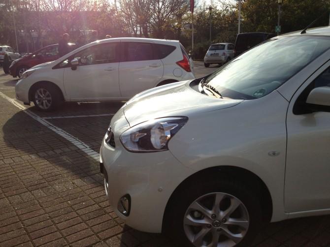 Der neue Nissan Note und Micra konnten noch nicht überzeugen