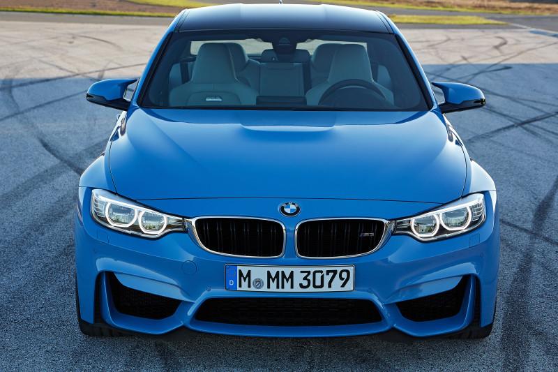 2014 BMW M3 Limousine / Sedan (F80) - Fanaticar Magazin