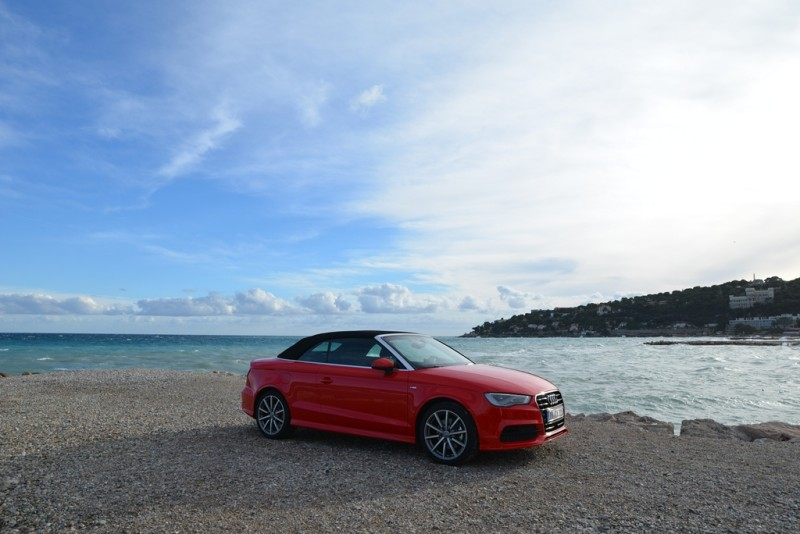 Audi A3 Cabriolet - Fanaticar Magazin