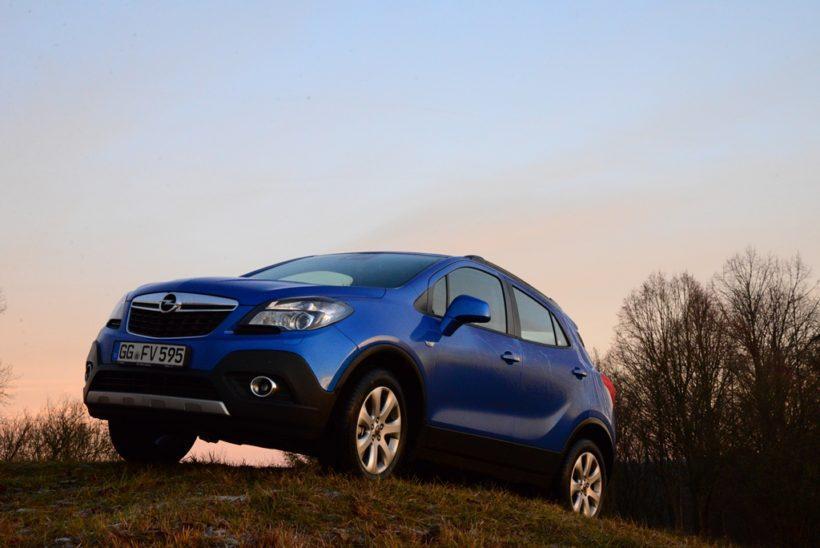 2013 Opel Mokka - Fanaticar Magazin