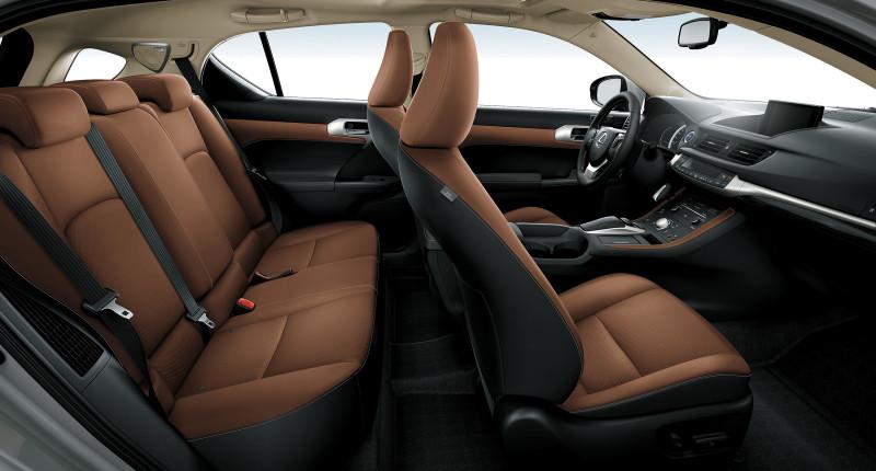2014 Lexus CT200h - Fanaticar Magazin
