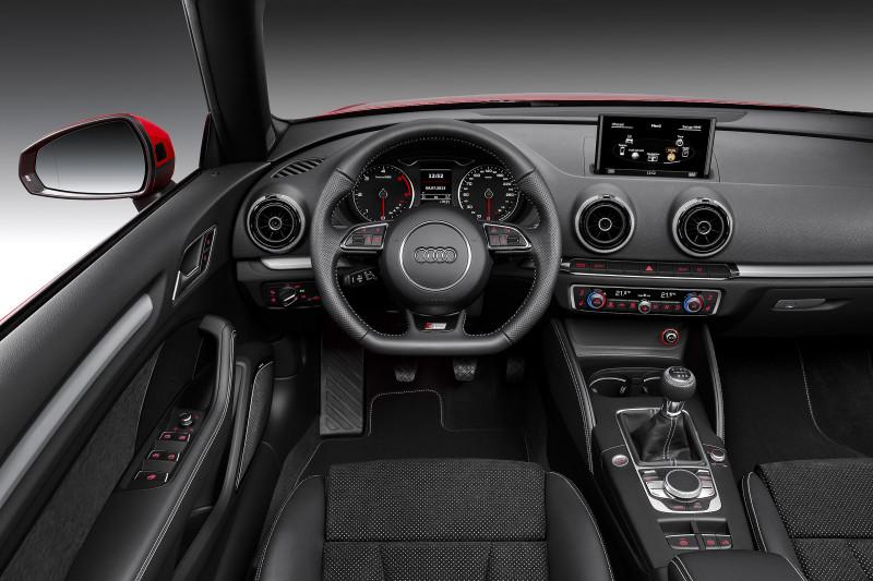 2014 Audi A3 Cabriolet - Fanaticar Magazin