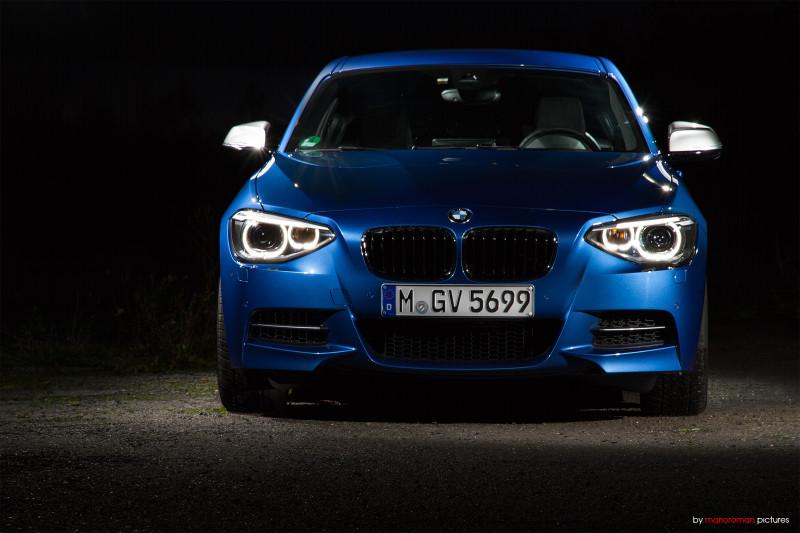 BMW M 135i xDrive - Fanaticar Magazin