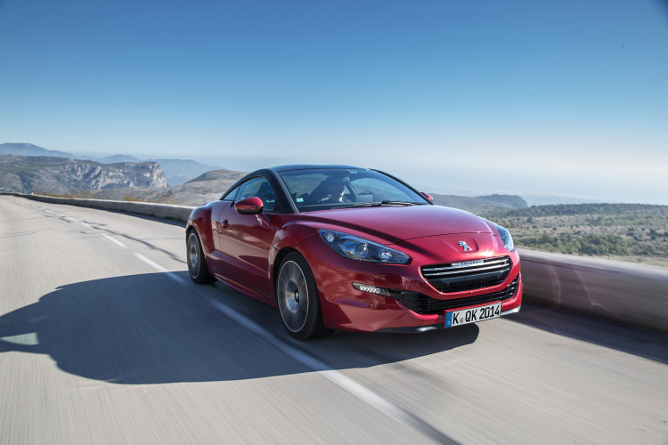 Peugeot-rcz-r-1-750x500 in Peugot lässt den RCZ R auf die deutsche Kundschaft los