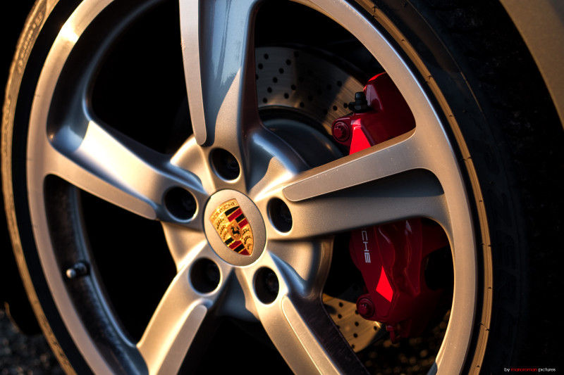 2013 Porsche Cayman S - Fanaticar Magazin