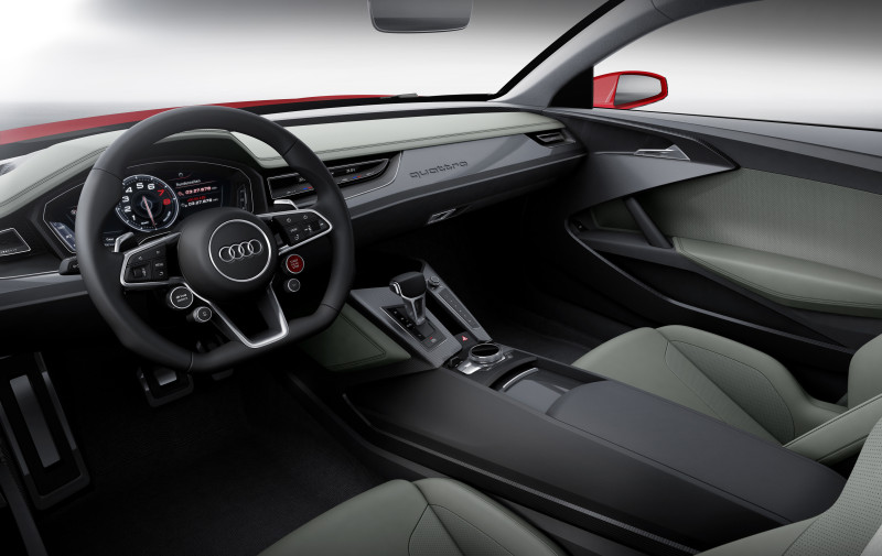 Audi Sport quattro laserlight concept - Fanaticar Magazin