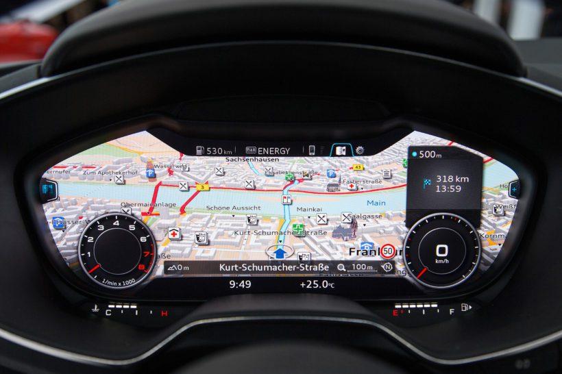 2014 Audi TT Interieur - Fanaticar Magazin