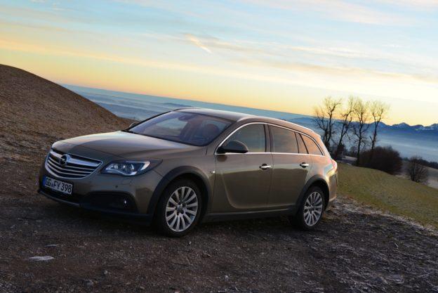 Opel Insignia Country Tourer - Fanaticar Magazin