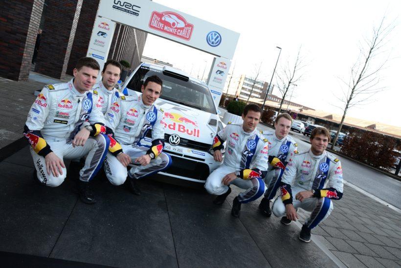 WRC Kickoff 2014 bei Volkswagen Motorsport - Fanaticar Magazin