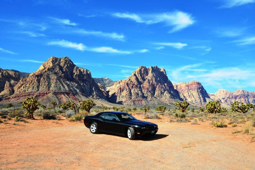 Dodge Challenger SXT - Fanaticar Magazin