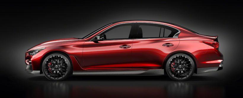 Infiniti Q50 Eau Rouge Concept - Fanaticar Magazin