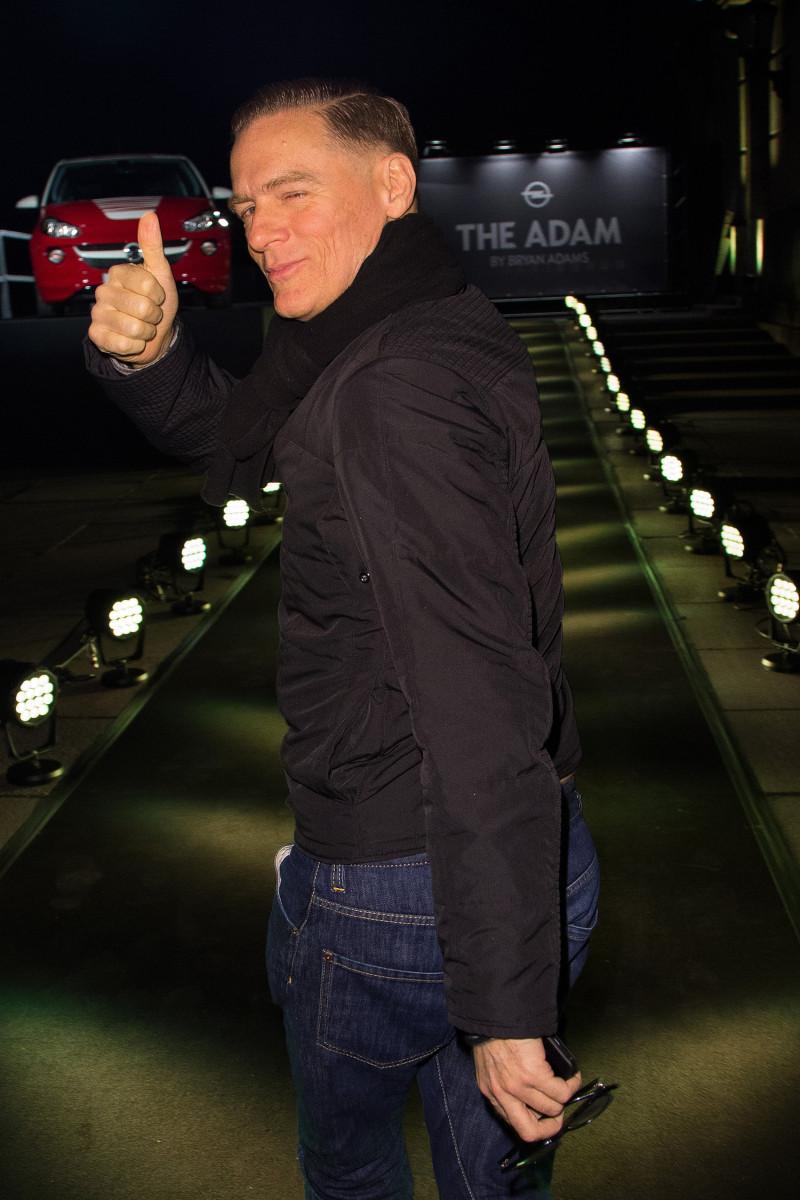 Adam by Bryan Adams - Fanaticar Magazin