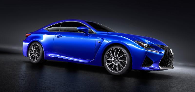 2014 Lexus RC F - Fanaticar Magazin