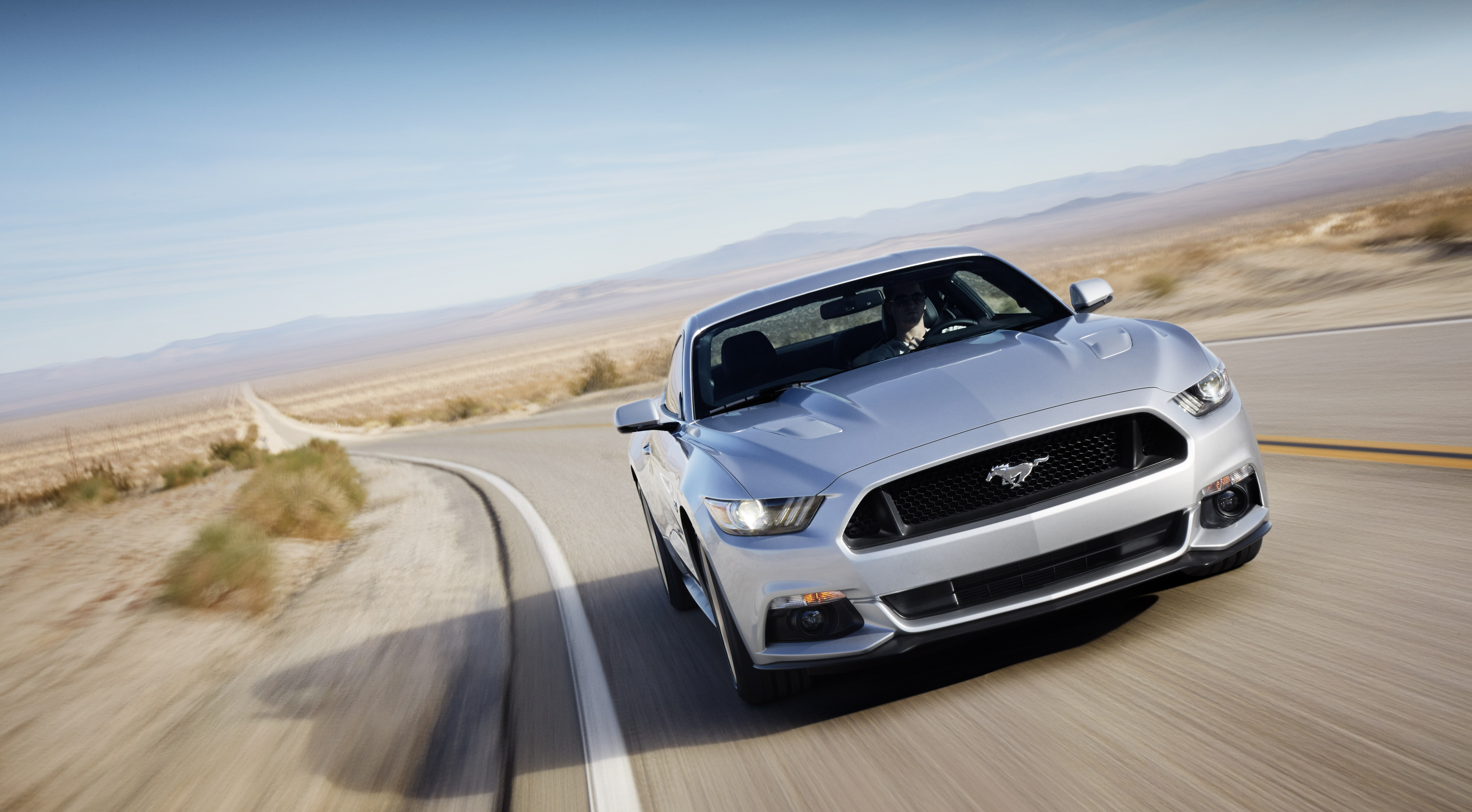 """Neuer Ford Mustang deb?tiert im Hollywood-Spielfilm """"Need for Speed"""""""