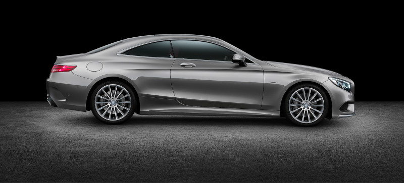 2014 Mercedes-Benz S-Klasse Coupé - Fanaticar Magazin