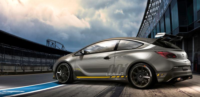 2014 Opel Astra OPC Extreme - Fanaticar Magazin