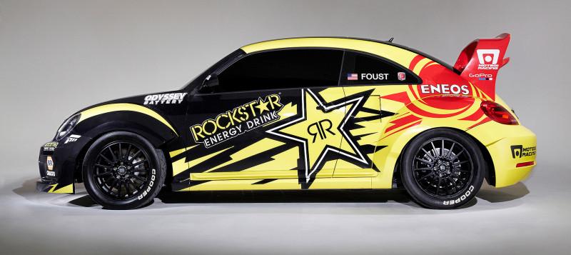 2014 VW Beetle RallyCross - Fanaticar Magazin
