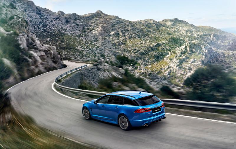2014 Jaguar XFR-S Sportbrake - Fanaticar Magazin