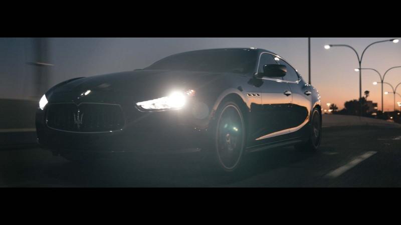 """""""Stike"""" ist eine poetische Liebeserklärung an Maserati"""