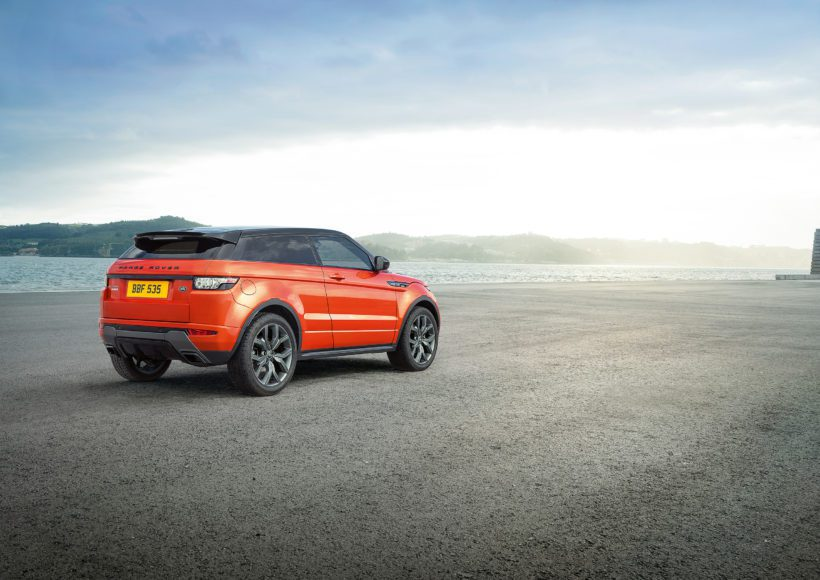 Range Rover Evoque Biography Dynamic - Fanaticar Magazin
