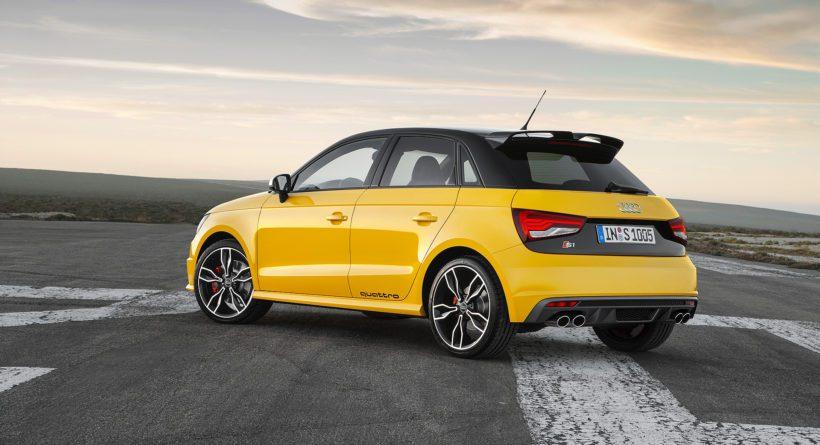 Audi S1 Sportback - Fanaticar Magazin