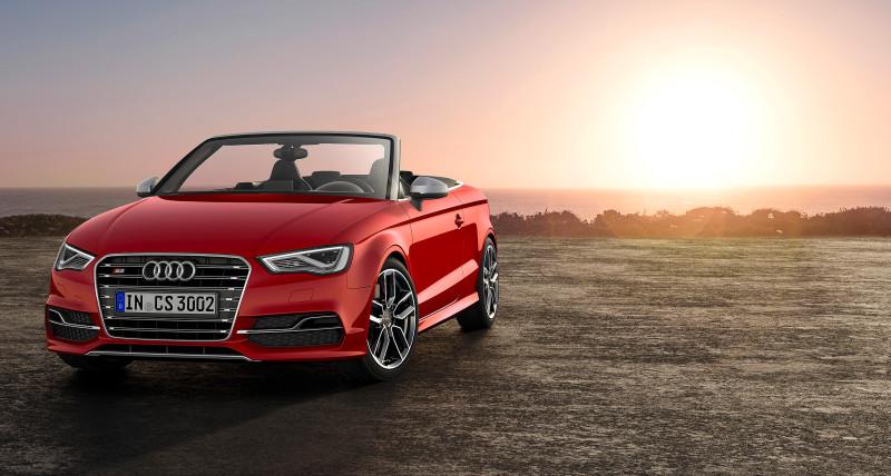 2014 Audi S3 Cabriolet - Fanaticar Magazin