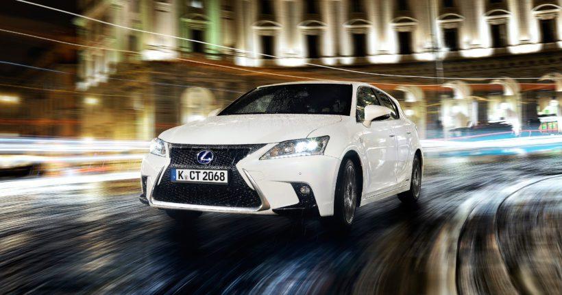 2014 Lexus CT 200h - Fanaticar Magazin