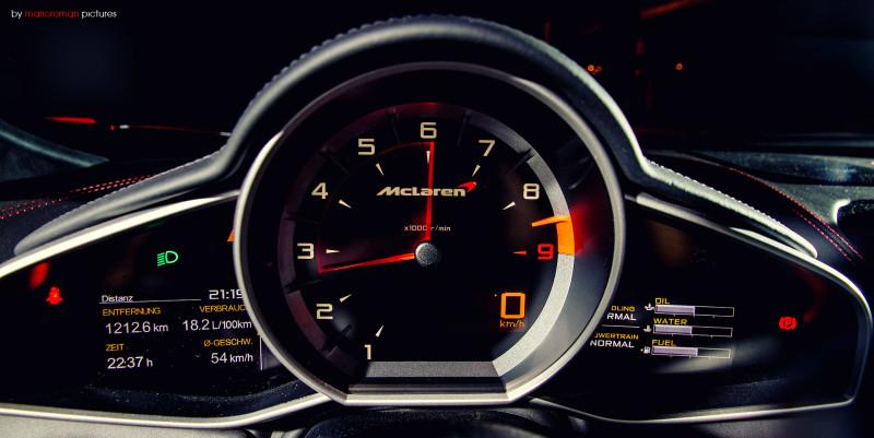 McLaren C12 Spider - Fanaticar Magazin