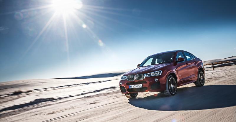 2014 BMW X4 - Fanaticar Magazin