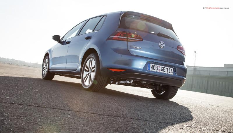 2014 Volkswagen E-Golf - Fanaticar Magazin
