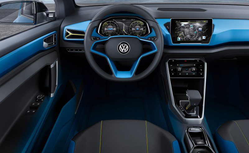2014 Volkswagen T-Roc - Fanaticar Magazin