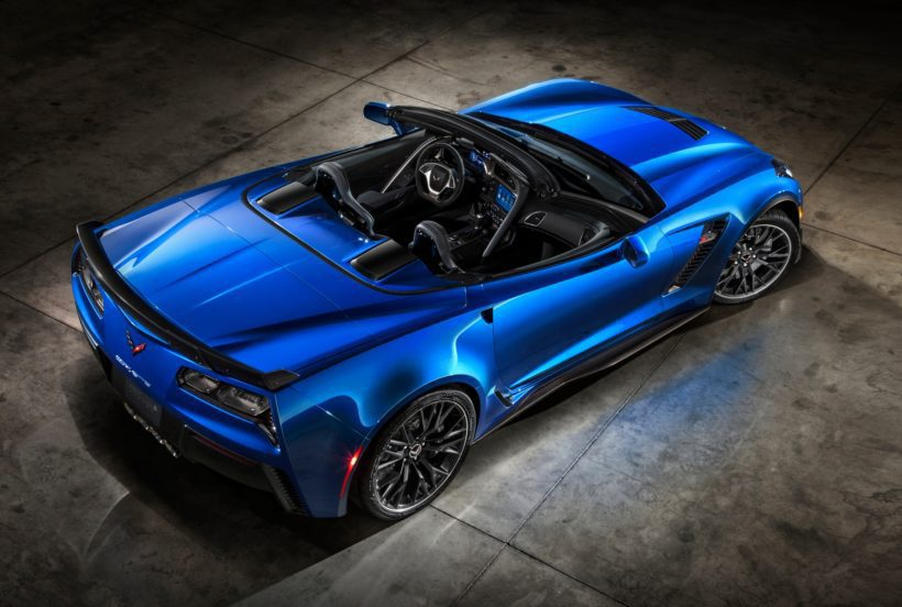 2015 - Chevrolet Corvette ZR06 Convertible - Fanaticar Magazin