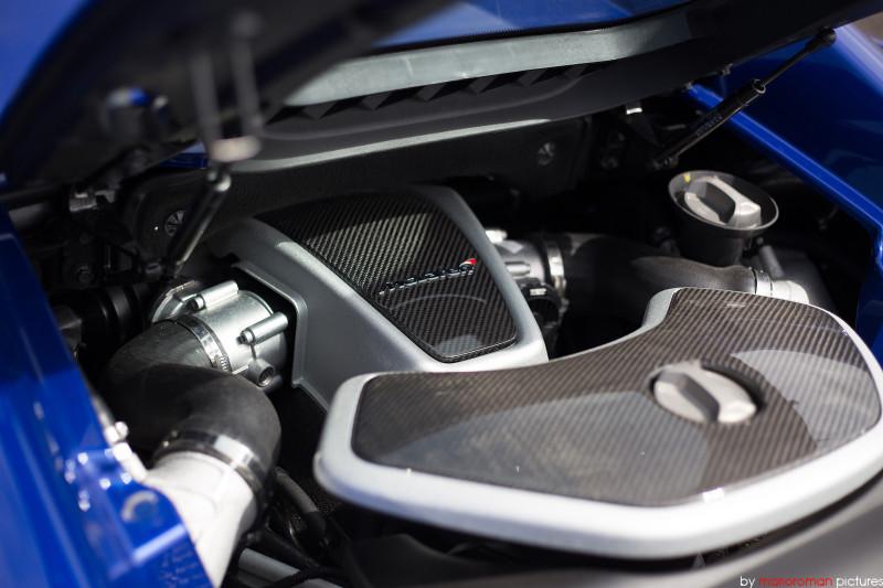 2014 McLaren 650s Spider - Fanaticar Magazin