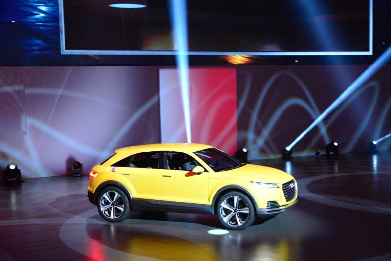 Audi TT Offroad Concept - Fanaticar Magazin
