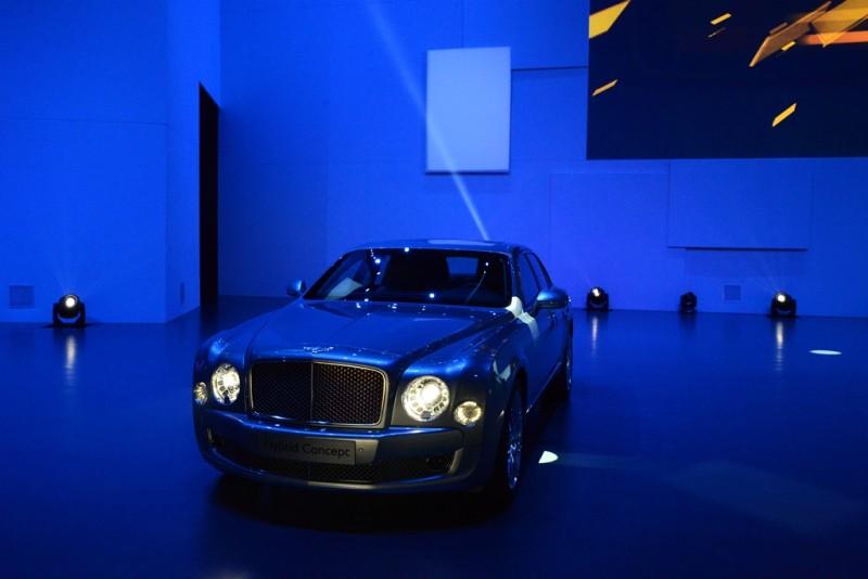Bentley Plugin-Hybrid - Fanaticar Magazin