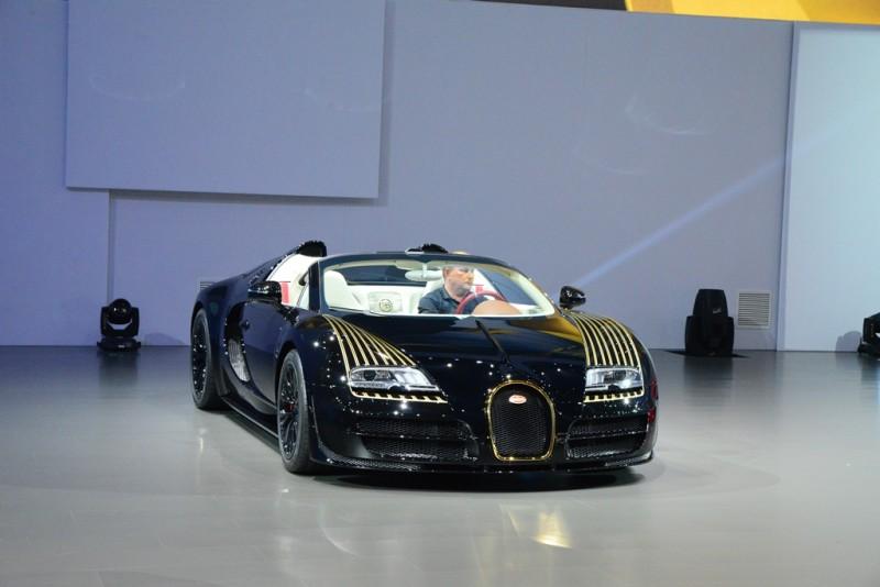 Bugatti Black Bess - Fanaticar Magazin