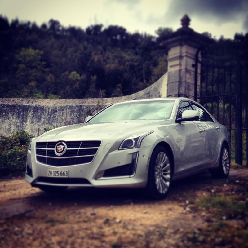 Länger, flacher, leichter und geräumiger: der neue Cadillac CTS