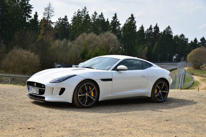 2014 Jaguar F-Type Coupé - Fanaticar Magazin