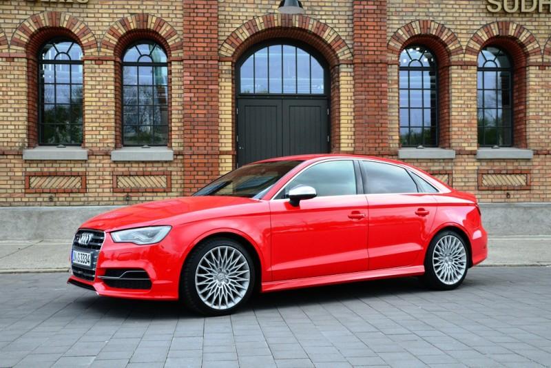 2014 Audi S3 sedan / limousine - Fanaticar Magazin