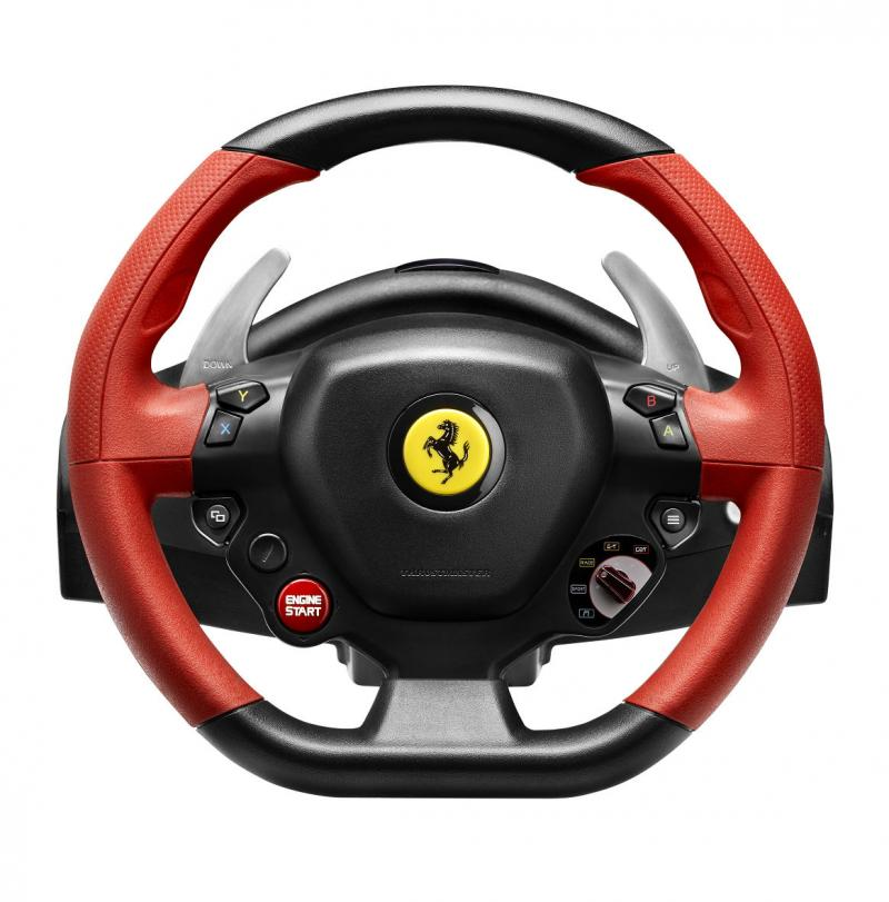 Ferrari 458 Spider Racing Wheel - Fanaticar Magazin