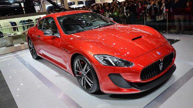 Maserati GranTurismo MC Stradale Centennial Edition - Fanaticar Magazin