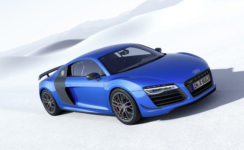2014 Audi R8 LMX - Fanaticar Magazin