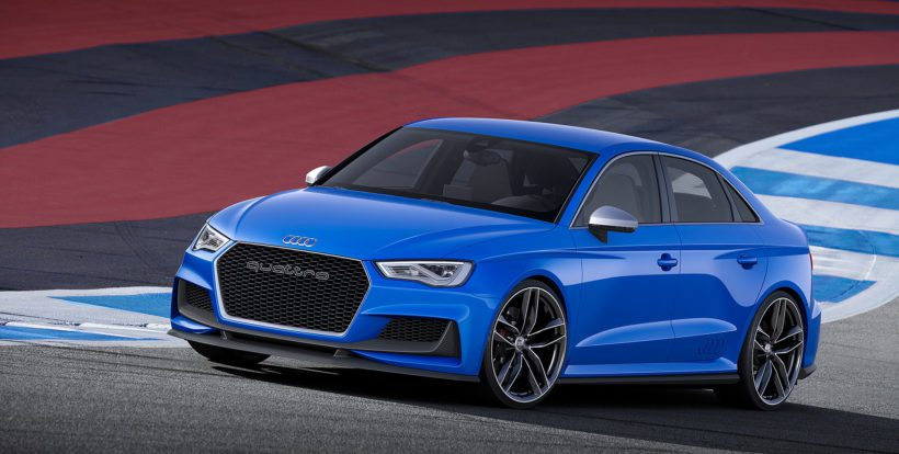 2014 Audi A3 Clubsport Quattro Concept - Fanaticar Magazin
