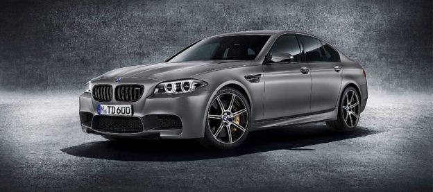 """BMW M5 """"30 Jahre M5"""" - Fanaticar Magazin"""